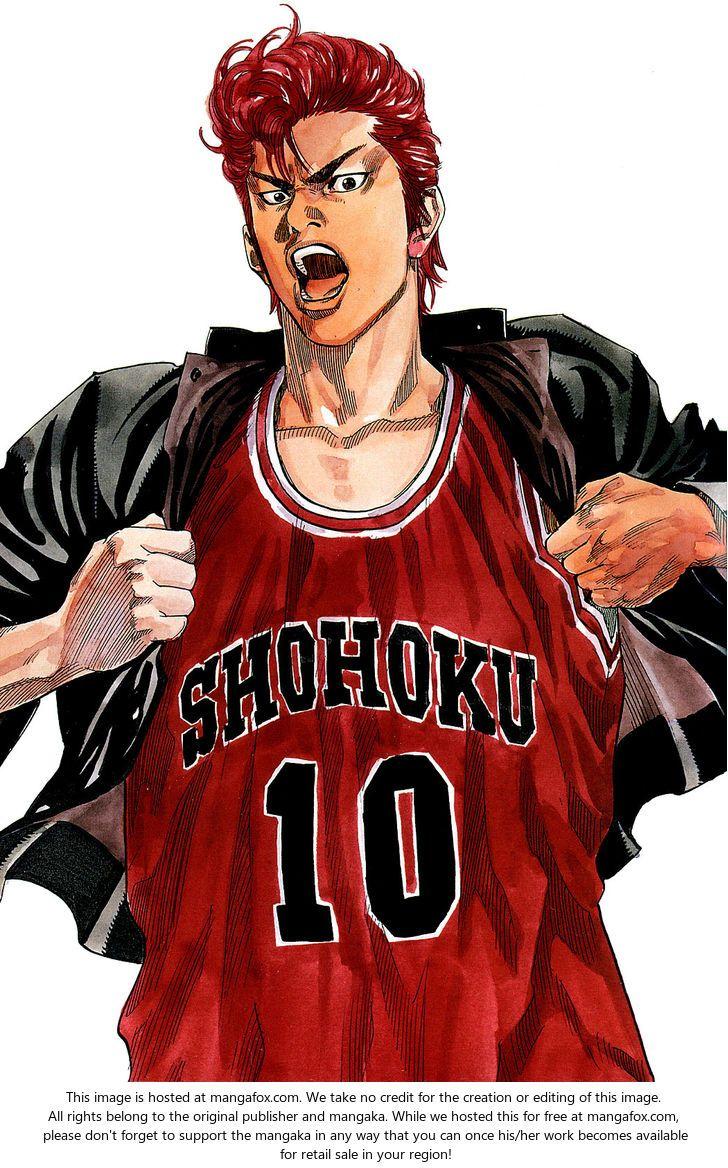 Slam Dunk 1 Sakuragi Kun At Mangafox Me Slam Dunk Manga Slam Dunk Anime Slam Dunk
