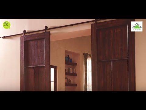 Cómo Hacer Unas Puertas Correderas (Leroy Merlin)   YouTube