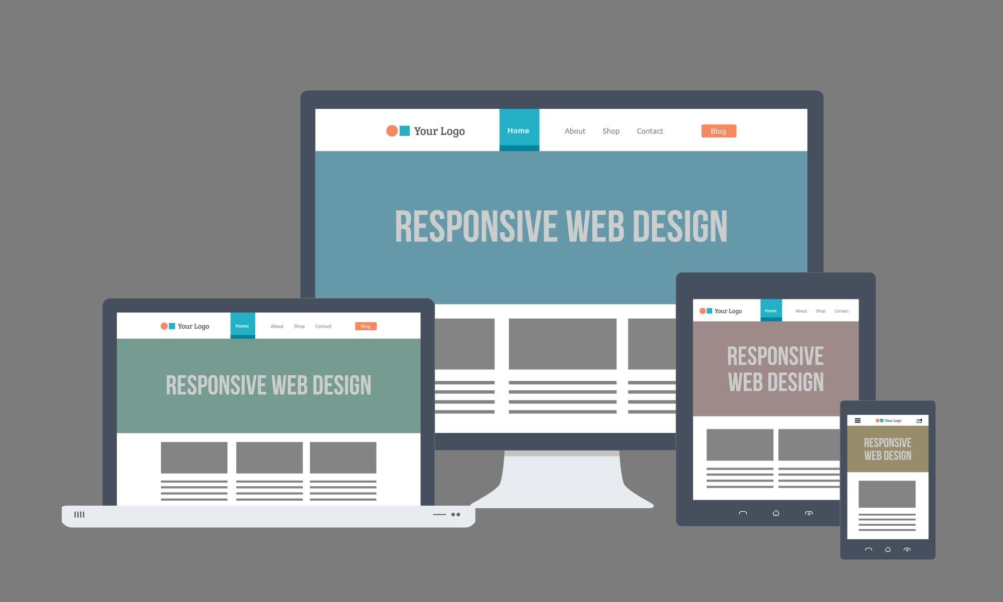 Ordinaire Responsive Web Design And Mobile First: 5 Basic Technics