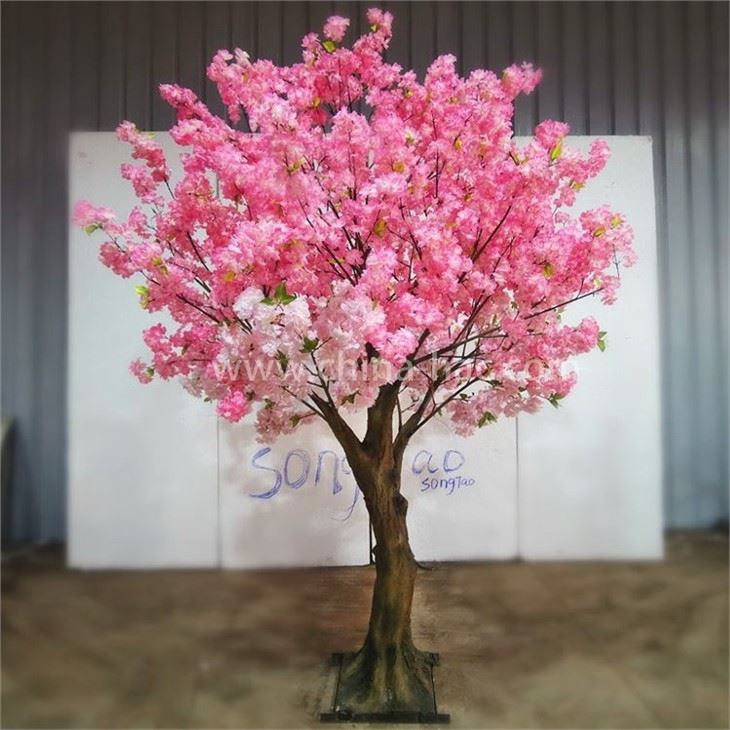 China Large Indoor Artificial Cherry Blossom Tree Suppliers Manufacturers Factory Customiz Artificial Cherry Blossom Tree Cherry Blossom Tree Blossom Trees