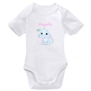 Body bébé prénom éléphant promos http   www.bebe-abord.com body-bebe ... a079f32f29a