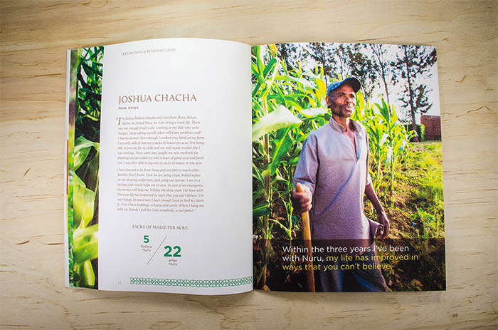 20 Annual Report Designs that Crush the Stereotype