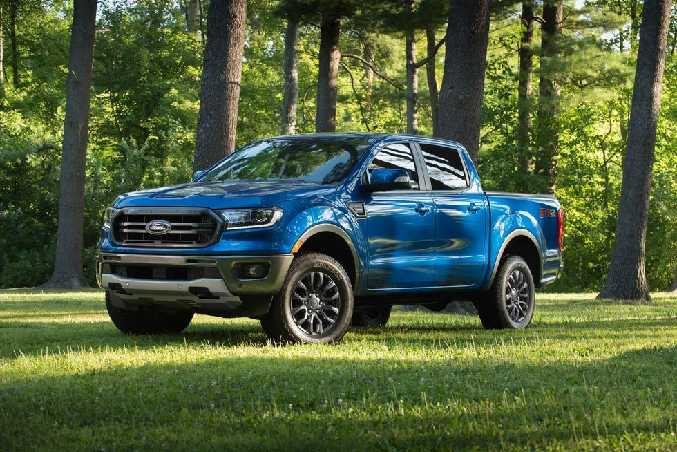 Ford Performance Add On Boosts Ranger Output By 45 Hp In 2020 Ford Ranger 2019 Ford Ranger Ford Ranger Wildtrak