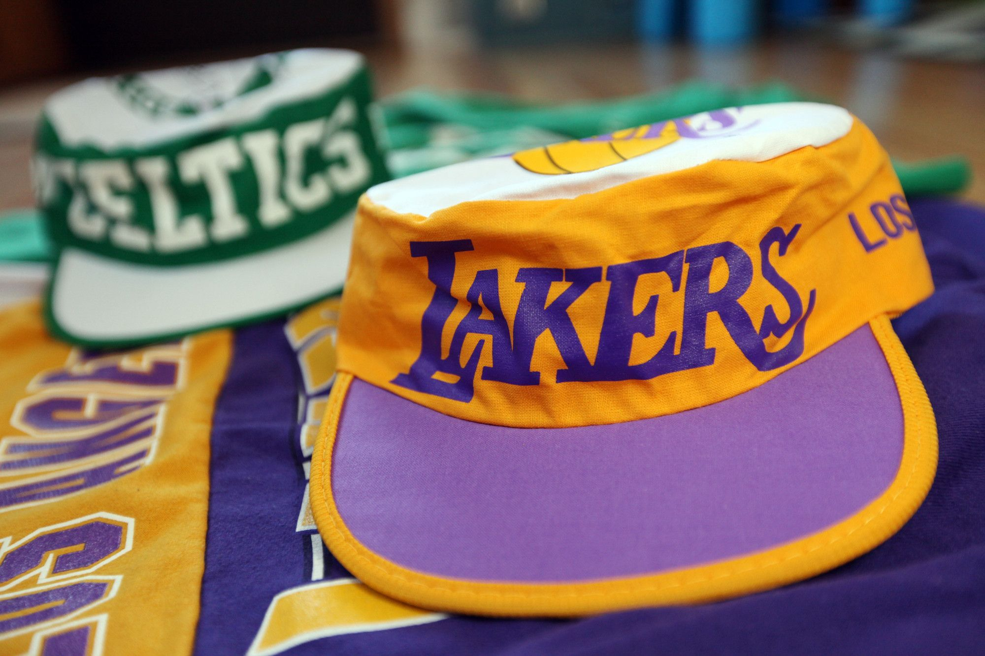 Deadstock Vintage 80 S Los Angeles Lakers Twins Painter S Cap Los Angeles Lakers Vintage Cap Cool Hats