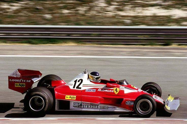 Carlos Reutemann - 1977 Ferrari