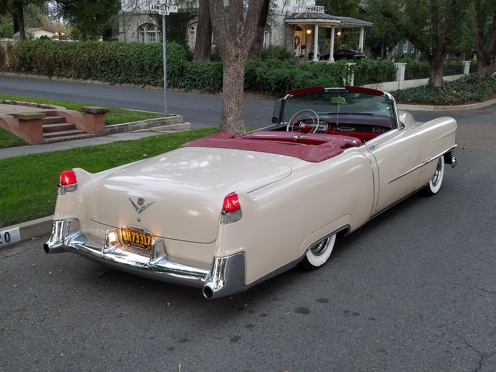 1954 Cadillac 62 Series Cadillacs Pinterest General Coupe Deville