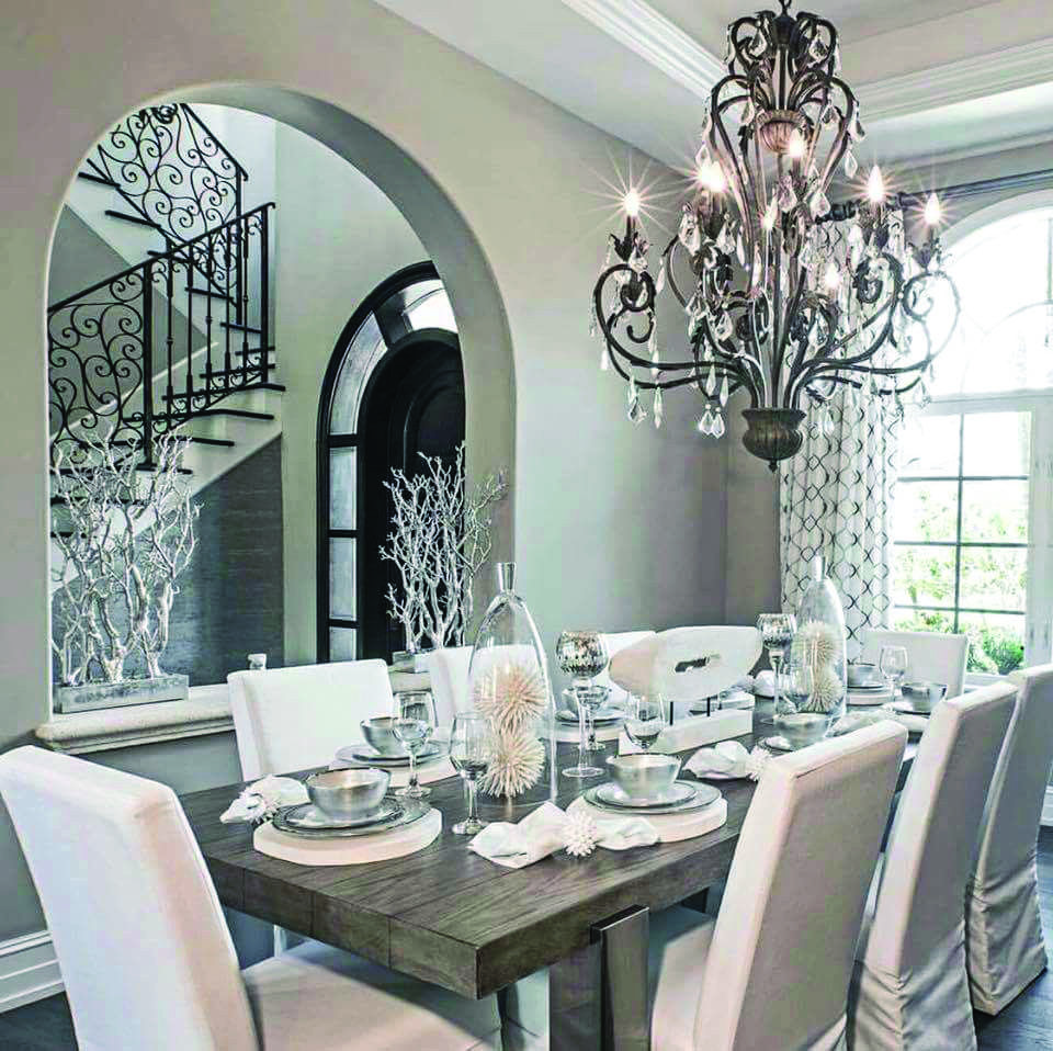 Just How 10 Top Professionals Do a Formal Dining Room images