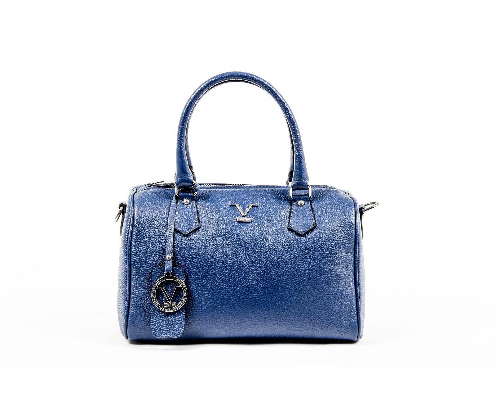 7b9d57b5fb V 1969 Italia Womens Handbag V007 S BLUE JEANS