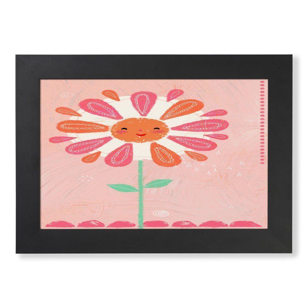 Cheerful daisy