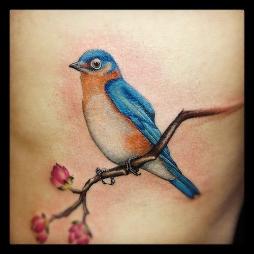 Bluebird Tattoo