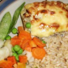 Uunisei juustolla - Kotikokki.net - reseptit