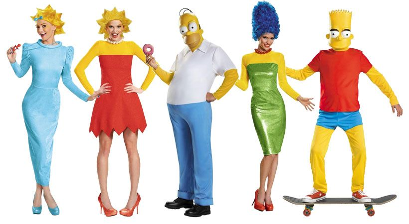 The Simpsons Costumes | Top Halloween Costumes 2015 Best Costume Ideas 2015 tophalloweencostumes2015.com  sc 1 st  Pinterest & The Simpsons Costumes | Top Halloween Costumes 2015: Best Costume ...