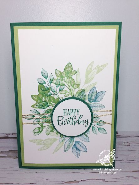 Catalogue Launch the replay : Part 1 | Inspiring Inkin' - Amanda Fowler Shop for Stampin' Up! UK products