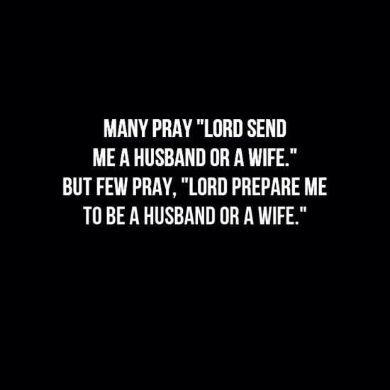 When will god send me my husband