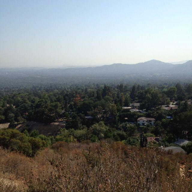 Inspiration Point, Pasadena, Ca.