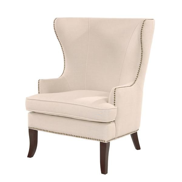 Grant Oatmeal Accent Chair Accent Chairs Chair Take A Seat