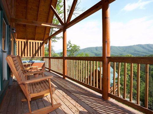 Gatlinburg luxury cabin rentals at http://www