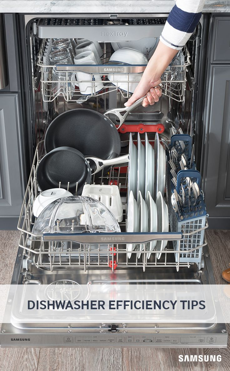 Get The Optimal Performance From Your Dishwasher With Samsung S Quick And Easy Maintenance Tips Electrodomesticos Limpieza Ejercicios