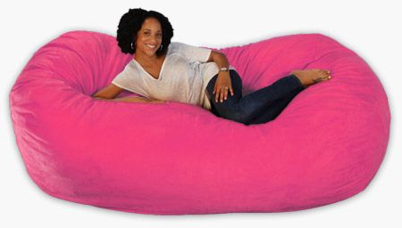 Pink Bean Bag Chair I Would Never