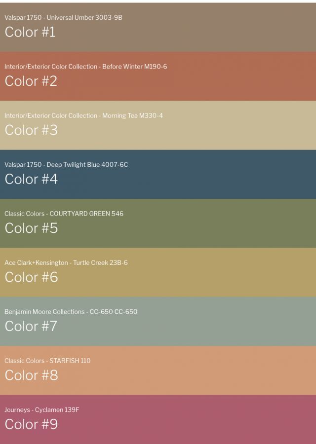 The Absolute Easiest Way to Choose Paint Colors images