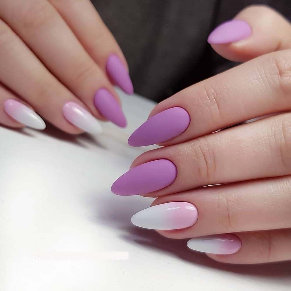 Simple Attractive Nail Art 2019 Oval Nails Designs Oval Nails