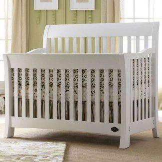 This Bonavita Metro Lifestyle Crib In Classic White Is Jpma Cpsc