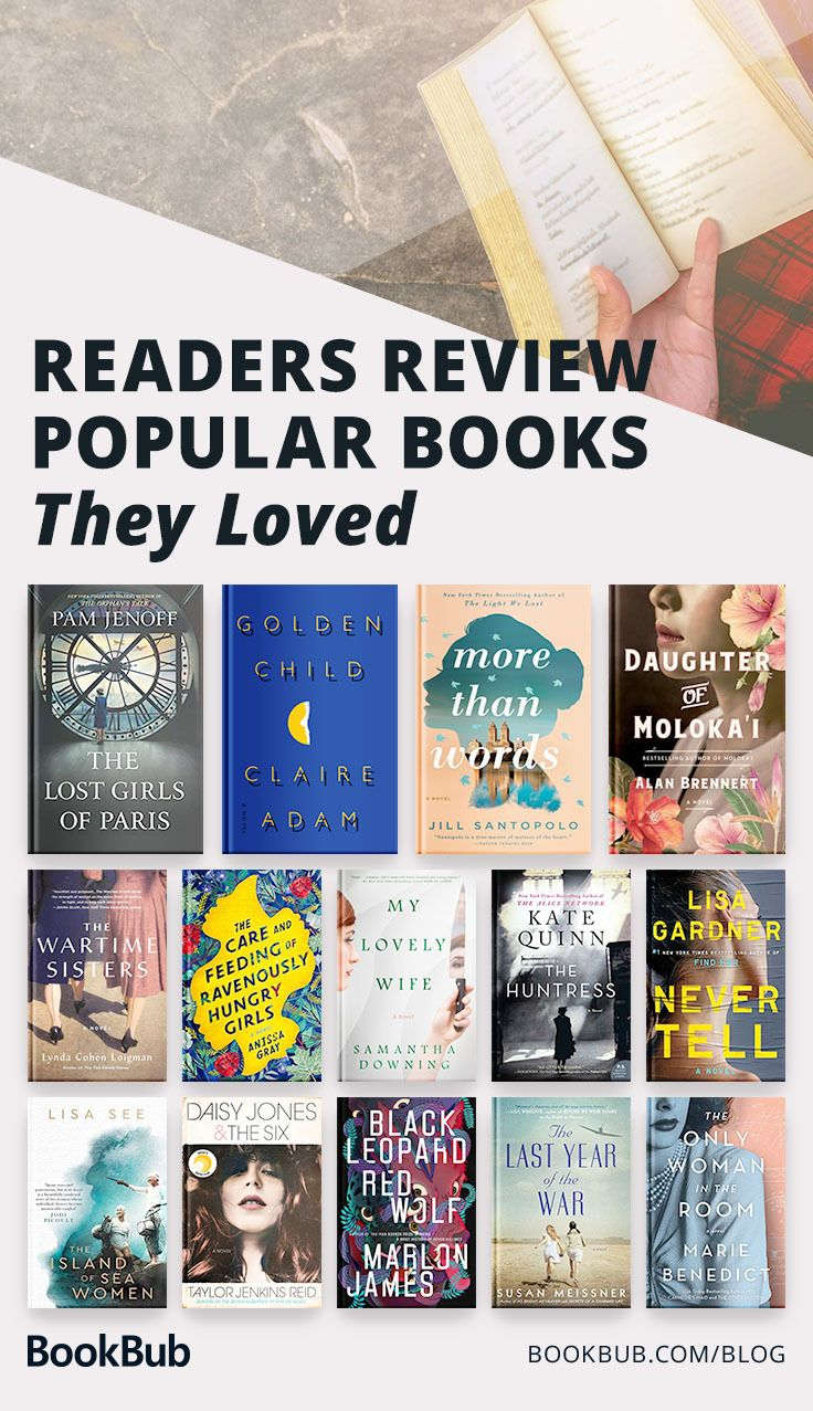 Readers Review the Best Books of 2019 (So Far) Books