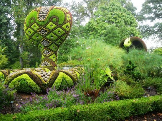 Merveilleux Atlanta Botanical Garden   Cobra Snake