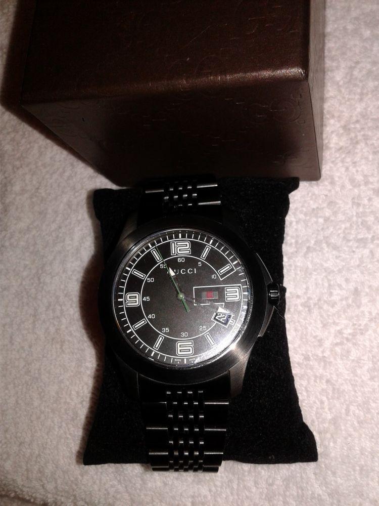 c8e96aab85e Gucci G-Timeless YA126202 Wrist Watch for Men