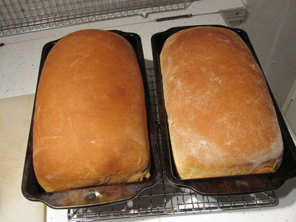 Baking homemade bread is made easier by using a KitchenAid stand mixer - no…