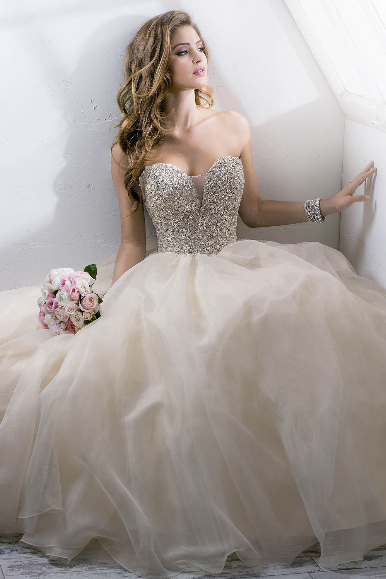 The 25 most popular wedding gowns of 2014 married pinterest popular wedding dresses 2014 junglespirit Image collections