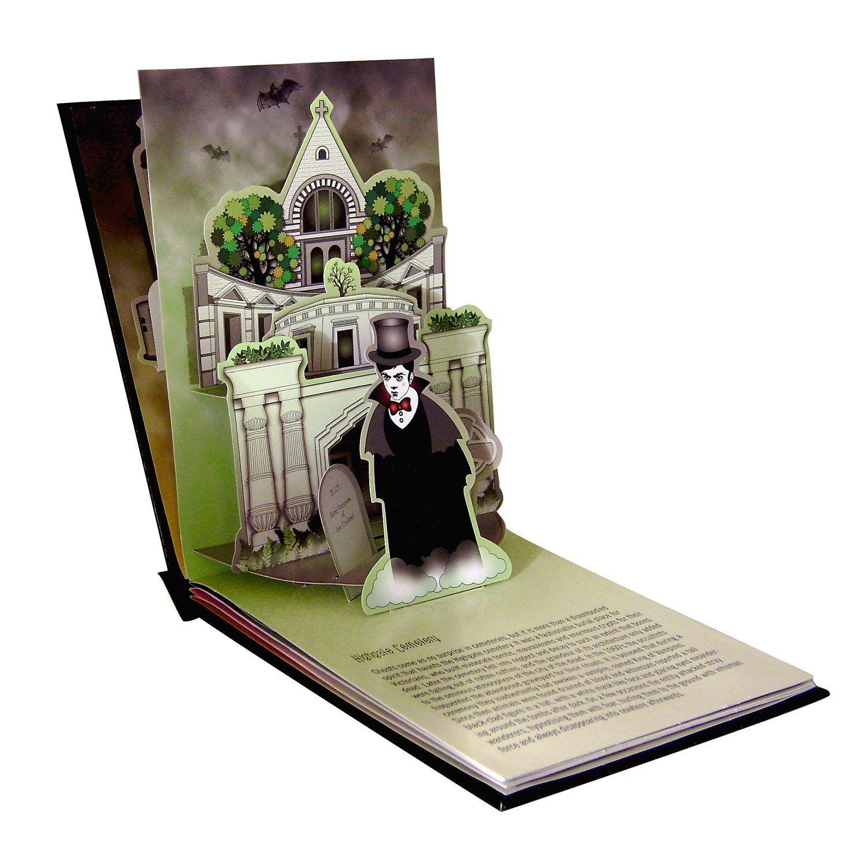 london pop up book