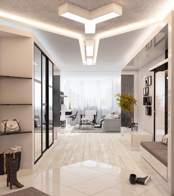 4 Beautiful Homes with a White Theme | Ceilings, Interiors and Ceiling