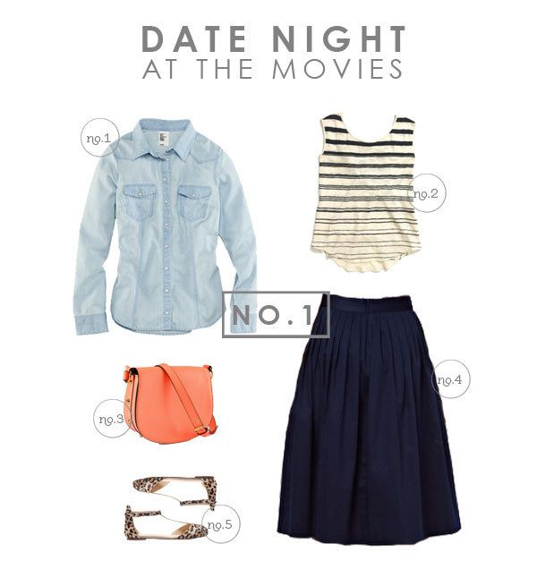what to wear for movie date