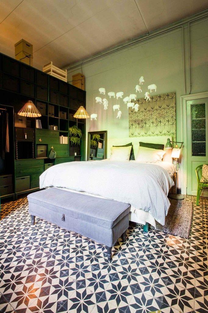 Klassieke slaapkamers van EYES/NIGHTS ONLY   Interiors