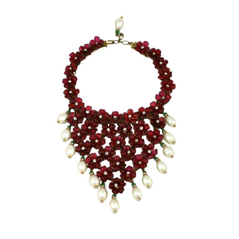 Chanel fashion jewelry sale 8