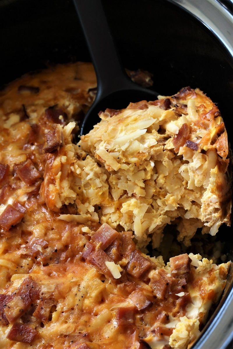Mountain Man Crock Pot Breakfast   Recipe   Crockpot ...