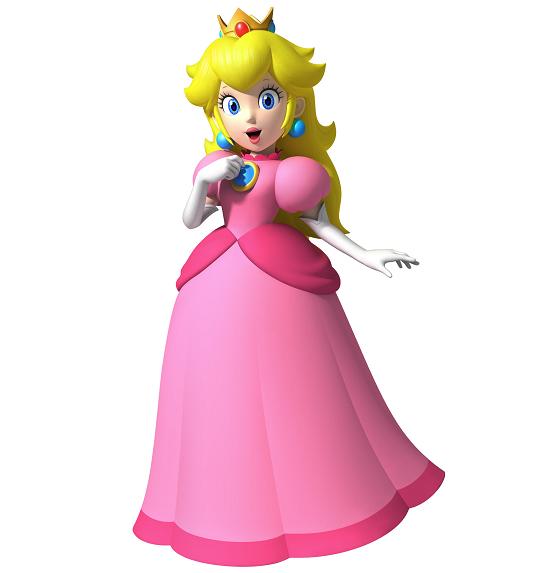 Princess Peach Png Princesa Peach Princesa Peach Disfraz Mario Y Luigi