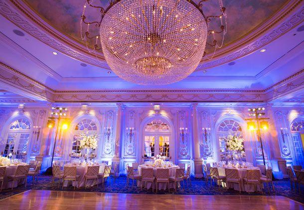 Essex House Weddings JW Marriott New York