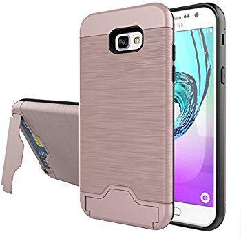 hot sale online ecc56 104cd Galaxy A5 2017 Case, FugouSell Premium Rugged Dual: Amazon.co.uk ...