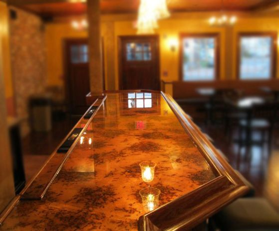 Etonnant Copper Bar Top Photos | Page 3