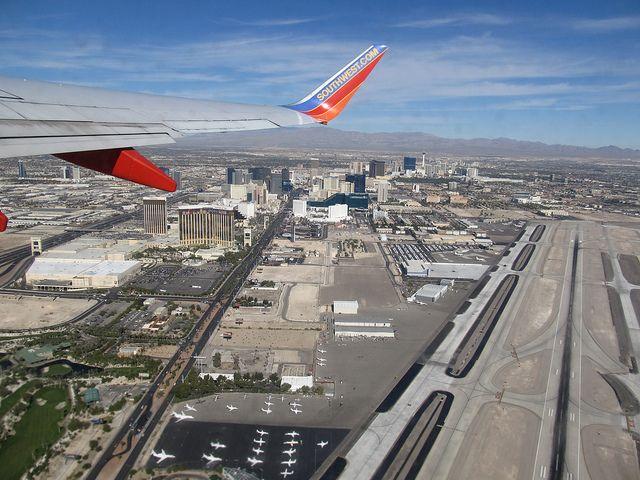 LAS VEGAS,NEVADA MCCARRAN AIRPORT | McCarran International Airport, Las Vegas, Nevada