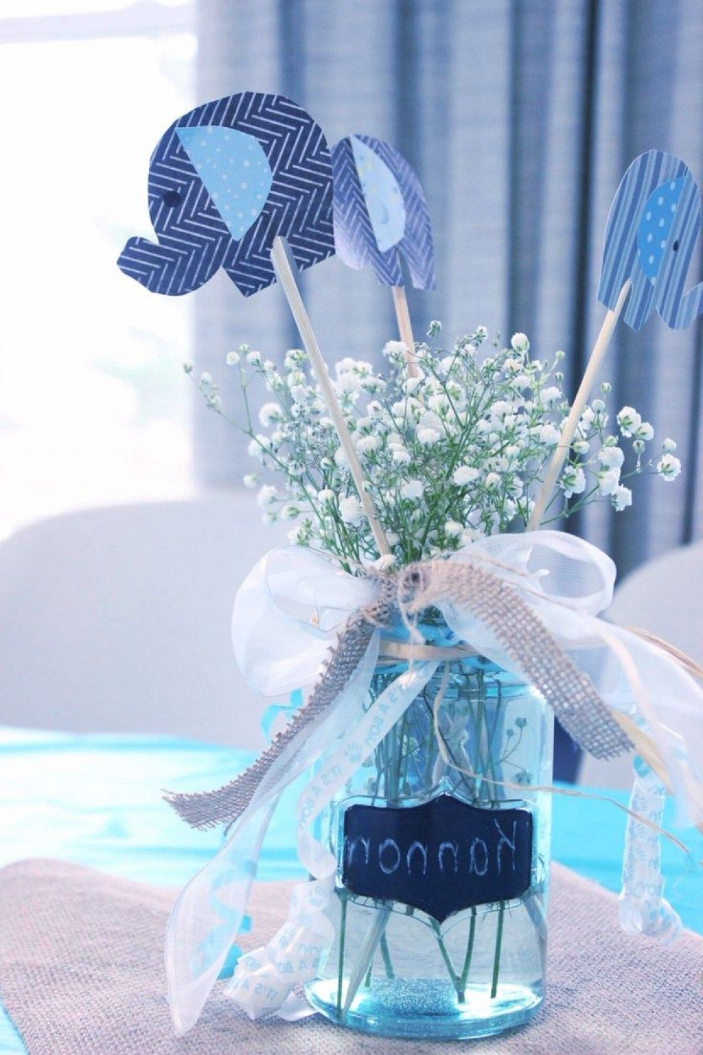 Best 20 Baby Shower Centerpieces Boy Ideas On Pinterest Baby For