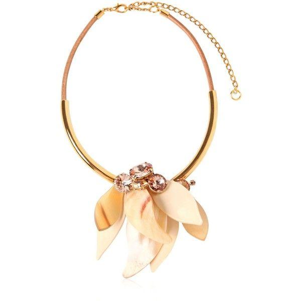 Satén De Flores Collar De Marni n3hUg