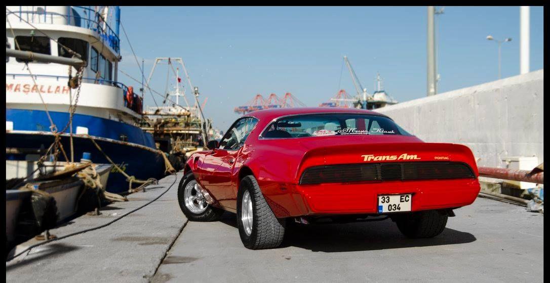 Pontiac firebird trans am 1976 6600 cc V8 400 drag transmission ...