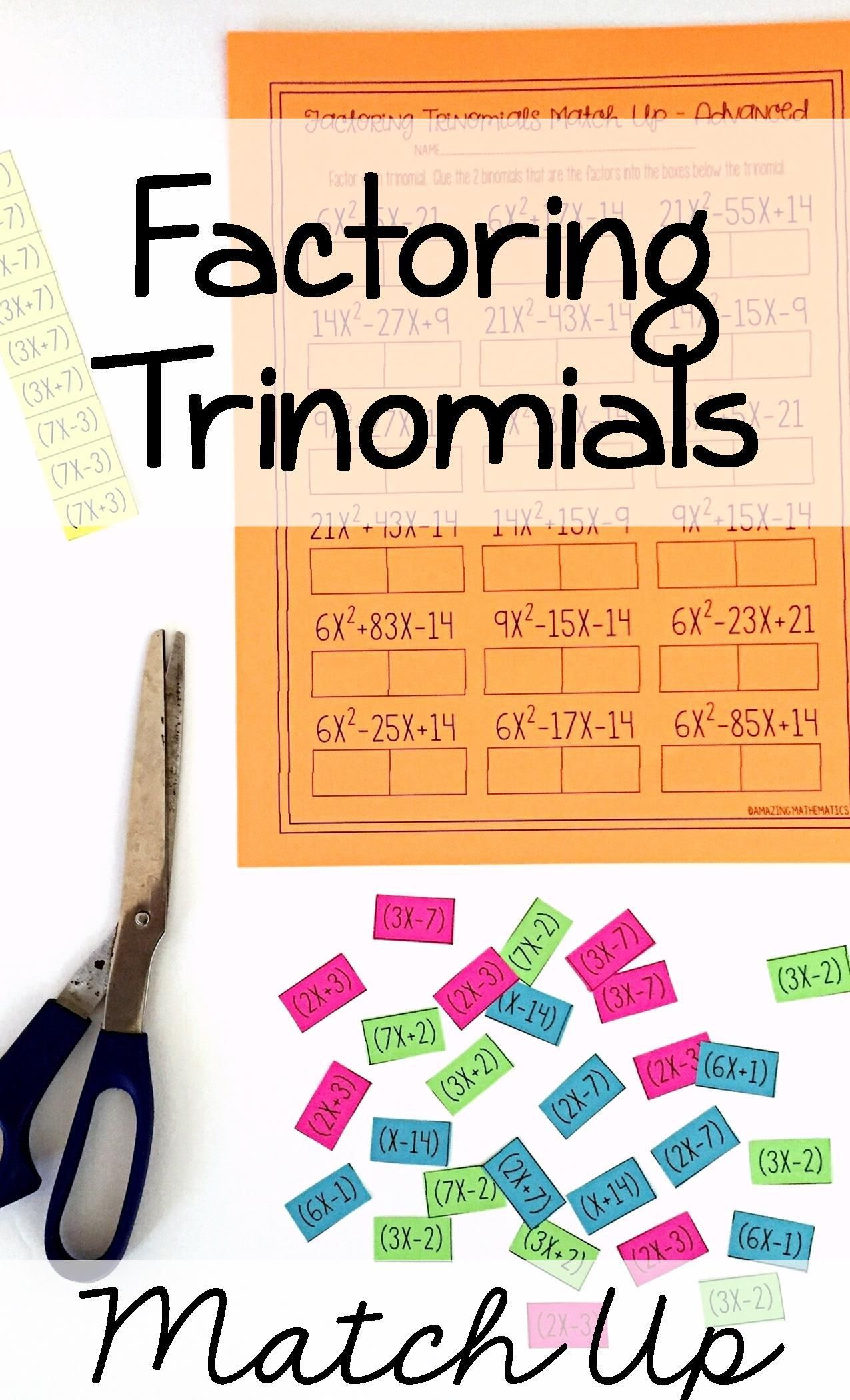 Formal Subtracting Polynomials Worksheet