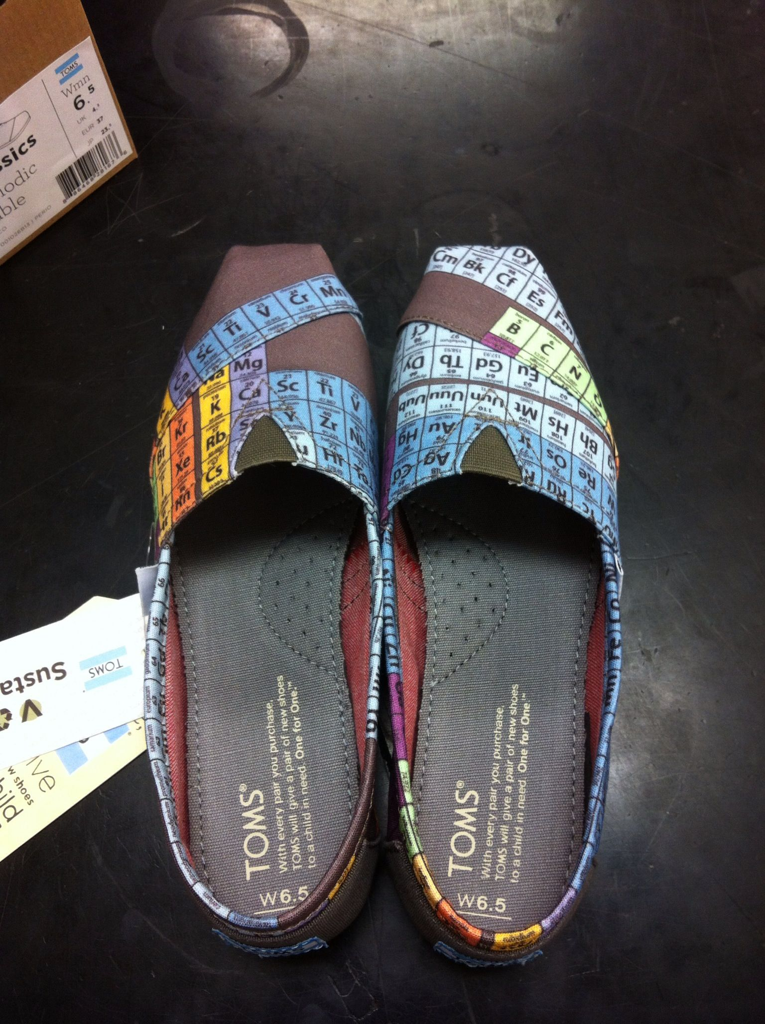 Periodic Table Toms Proud Chemistry Teachermom Pinterest