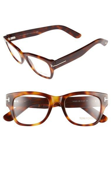 Tom Ford Ft5379 51mm Optical Glasses In 2020