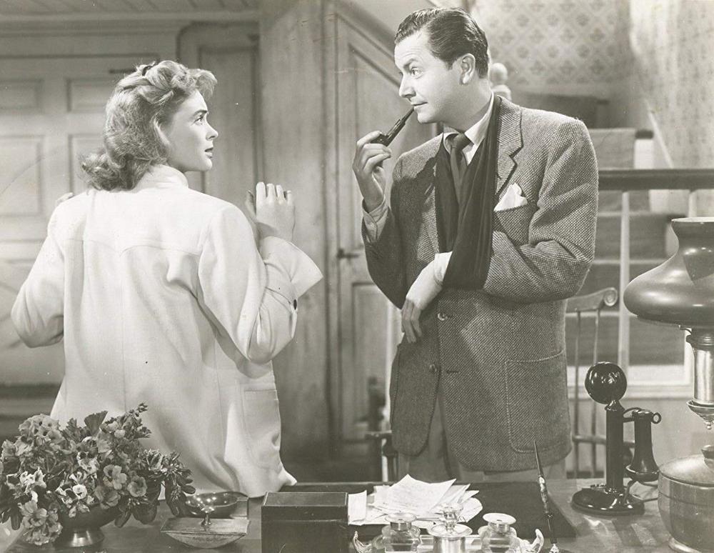 Claudia And David 1946 Dvd Dvdr Director Walter Lang Writers