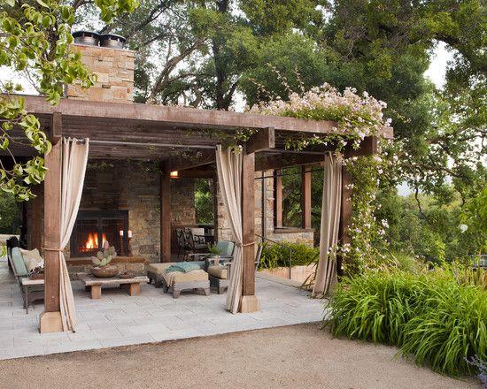 30 Impressive Patio Design Ideas Patios, 30th and Lounge areas